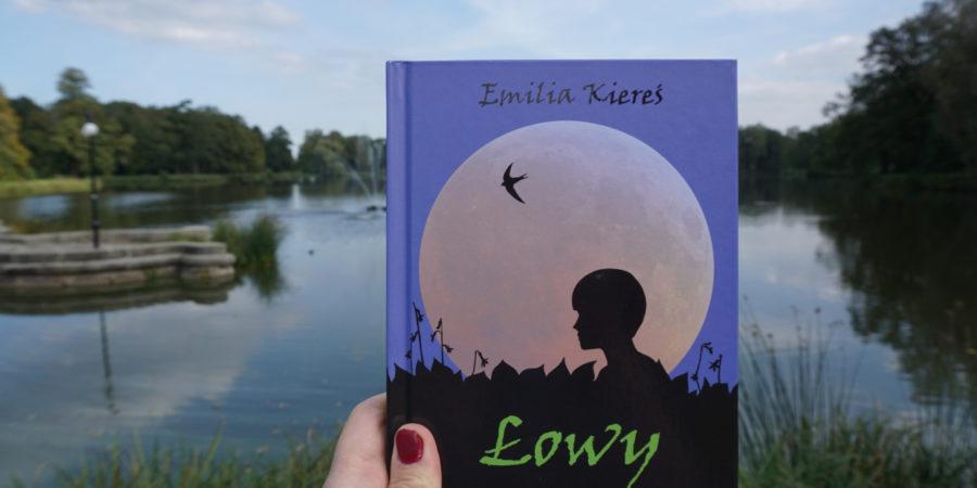 Okladka ksiazki Lowy Emilii Kieres